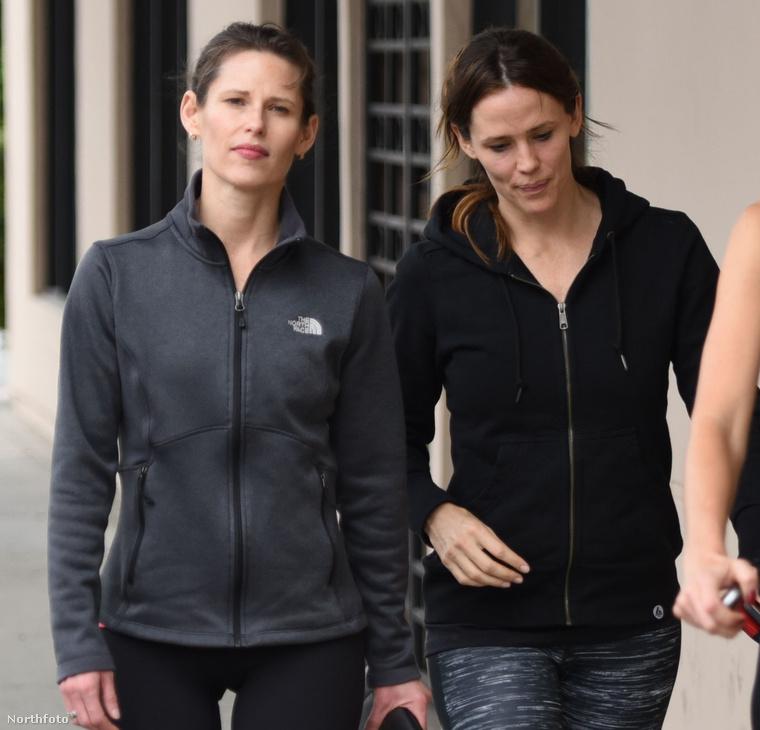 Jó, Jennifer Garner kicsit jobb géneket halászott el magának.