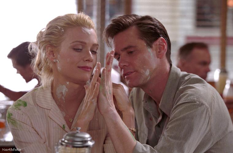 Laurie Holden sem rögtön Jim Carrey mellett ült a kamera elé.