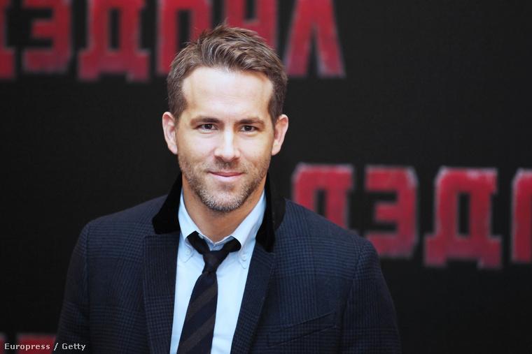 Itt van például Ryan Reynolds, aki példásan használja ki a családi vérvonalat.