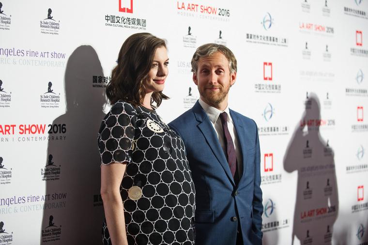 Anne Hathaway színésznő és férje, Adam Shulman első gyereküket várják.