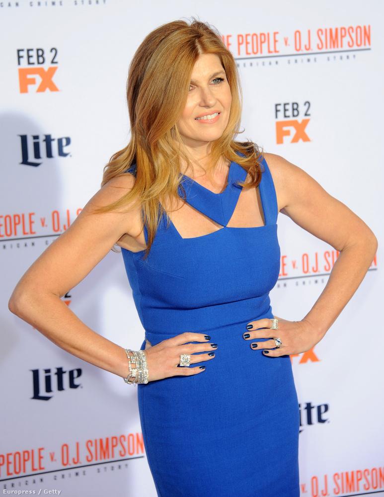 A színésznő 49 lesz nemsokára.