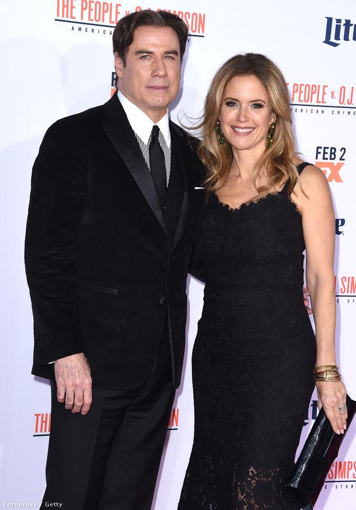Január 27-én, a Los Angeles-i W Hotelben tartották az American Crime Story című sorozat első évadának premierjét