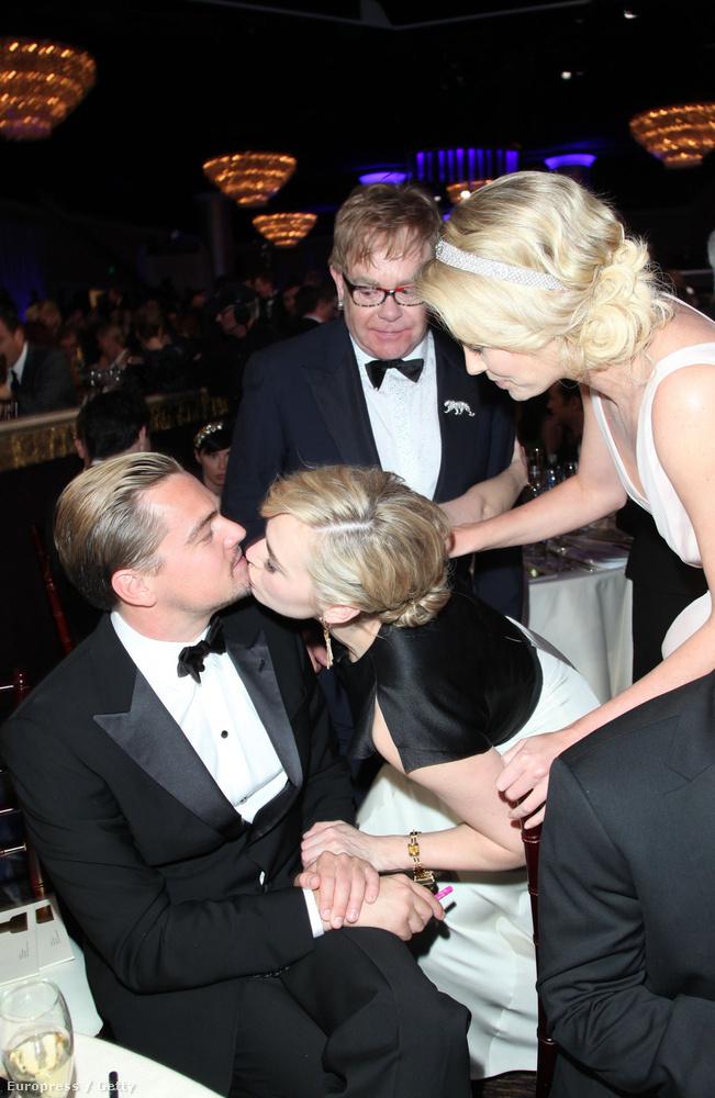 Sajnos ritkán jelennek meg együtt a nyilvánosság előtt, de akkor mindig örülnek a másiknak