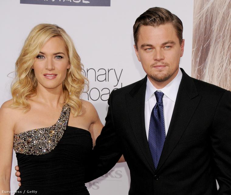 Ugye tudta, hogy nem a Titanic volt az egyetlen közös filmjük?                         A szabadság útjaiban szintén egy párt alkottak.
