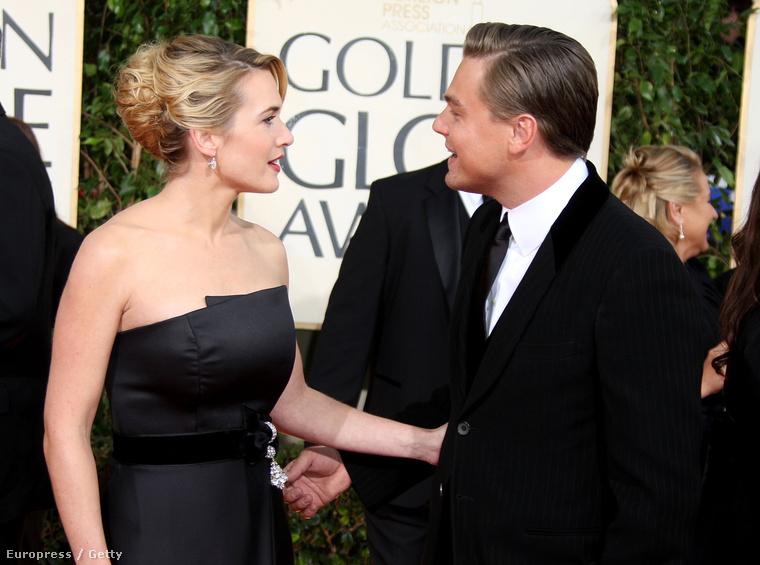 2009-ben Winslet Golden Globe-ot kapott az alakításáért