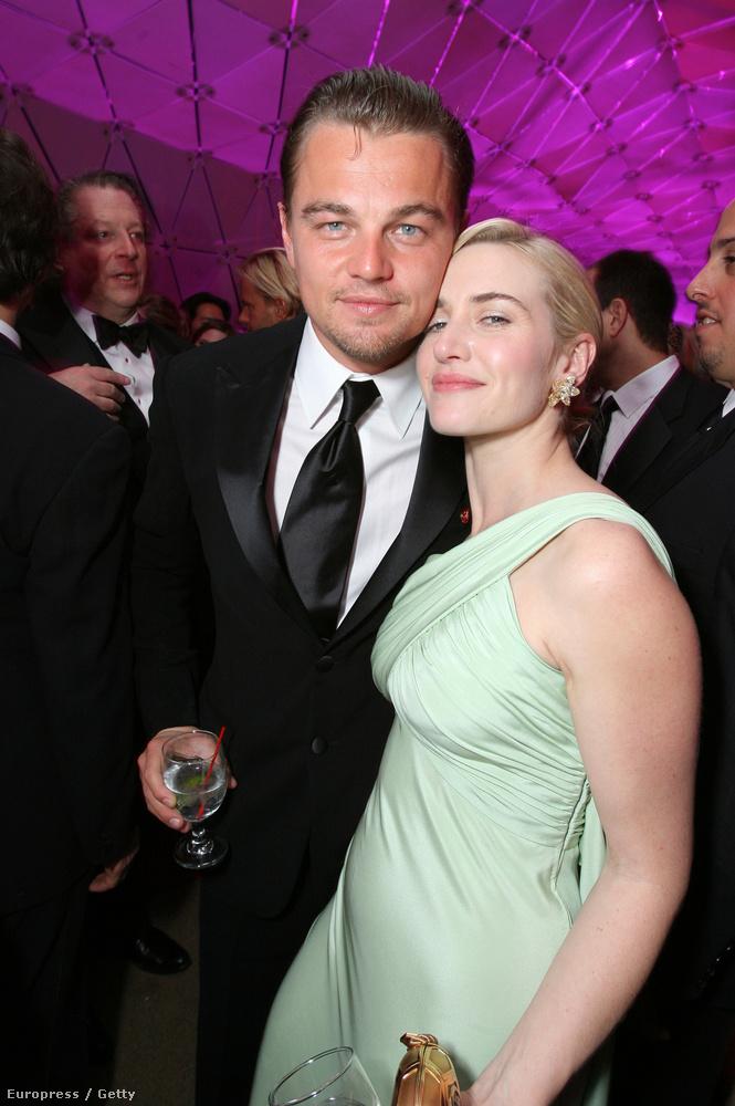 Látszik, hogy őszintén szeretik egymást, 2007, a Vanity Fair Oscar-partija