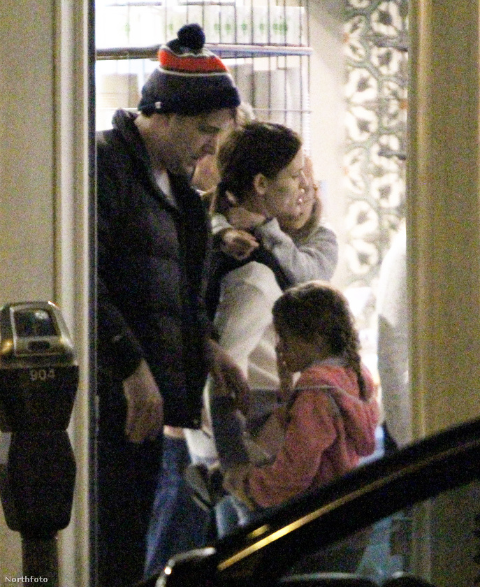 Bár a házasságuk oda, Ben Affleck és Jennifer Garner példás szülők, akik gyermekeik érdekében egymást is szeretik egy kicsit.
