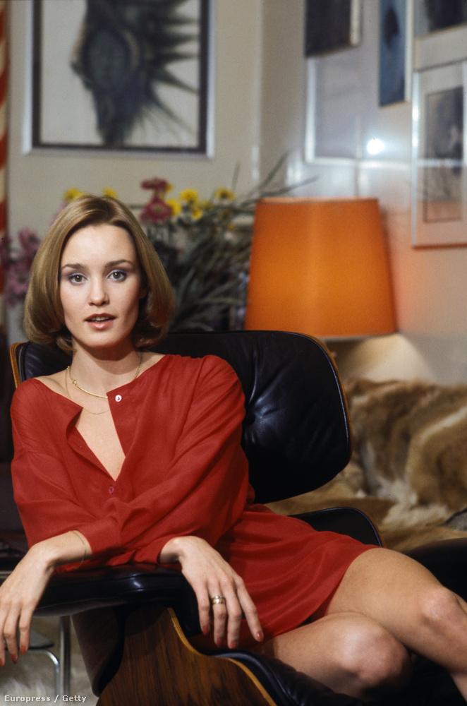 Jessica Lange már a hetvenes években is fájdalmasan gyönyörű volt