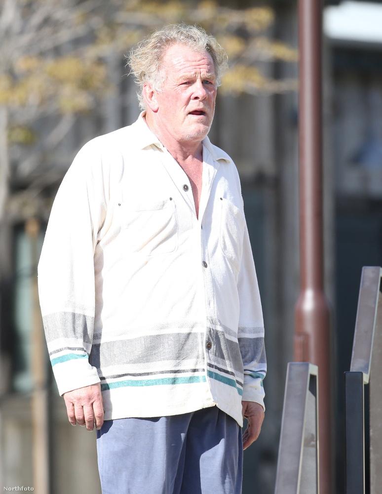 Nick Nolte 74 éves, és volt már sokkal jobb formában