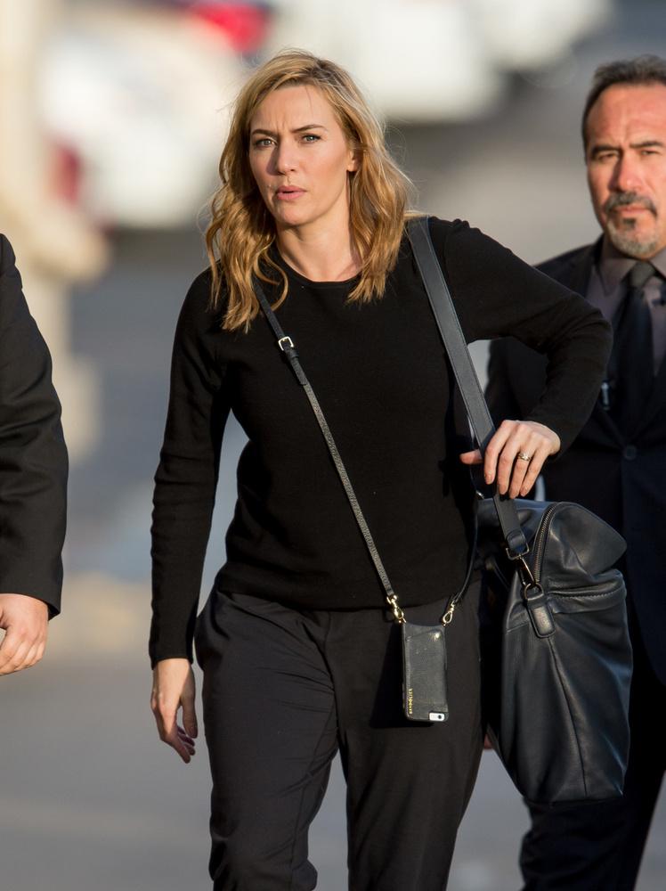 Winslet Los Angelesben ment Jimmy Kimmel műsorába