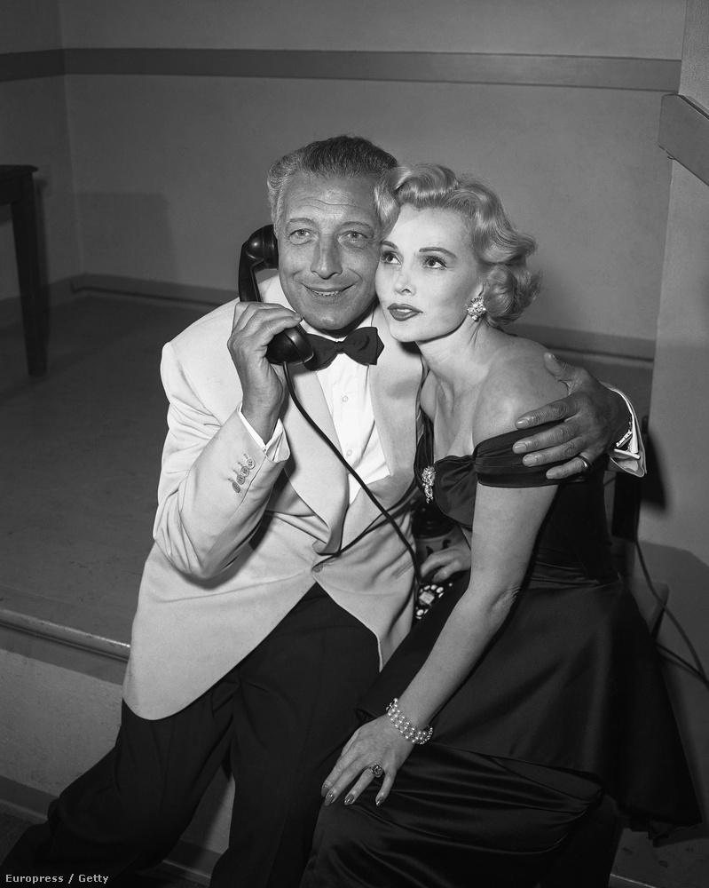 A Golden Globe-díjas színésznő 1941-ben utazott ki Hollywoodba