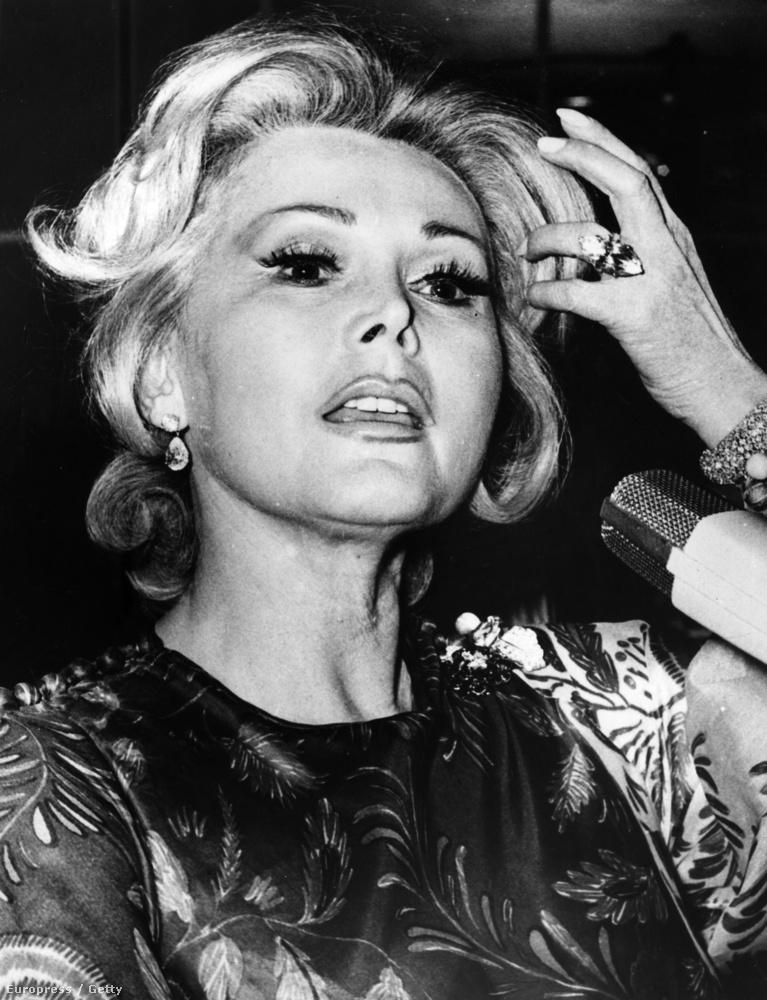 Az egyik leghíresebb férje az Oscar-díjas George Sanders volt, 1949-54