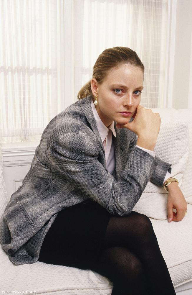 És a fiatal Jodie Foster nem emlékezteti valakire?