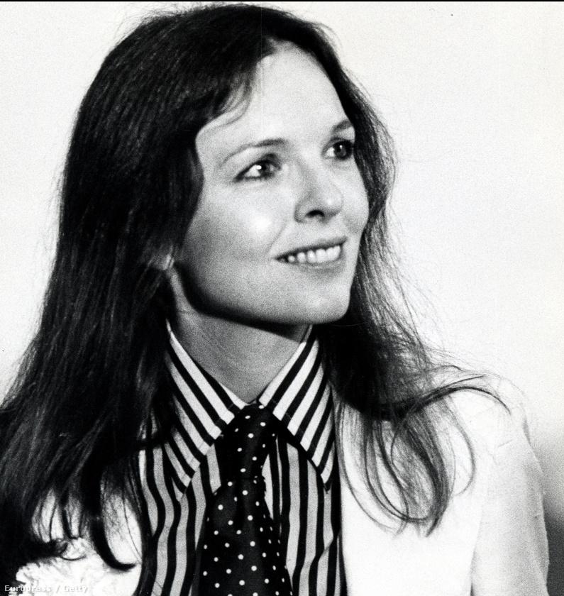 Vagy a fiatal Diane Keaton?