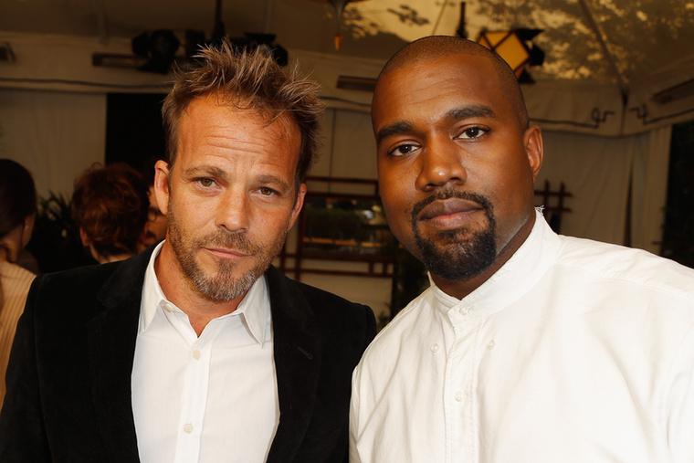 Kanye West egyszerűen nem mosolyog ok nélkül