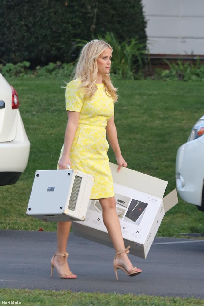 Talán most hallanak róla először, de Reese Witherspoon színésznőnek van egy saját márkája, a Draper James Girl