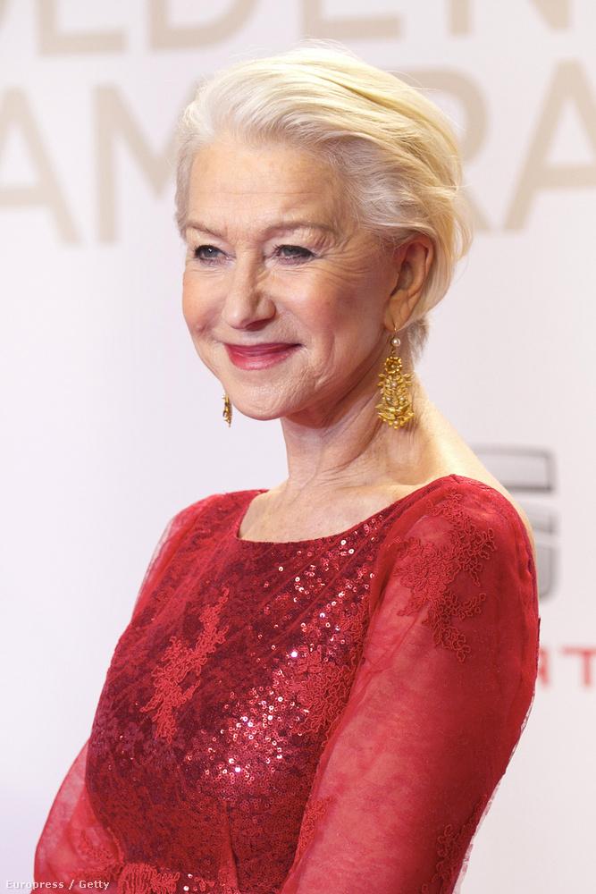Igen, Helen Mirren tényleg 70 éves