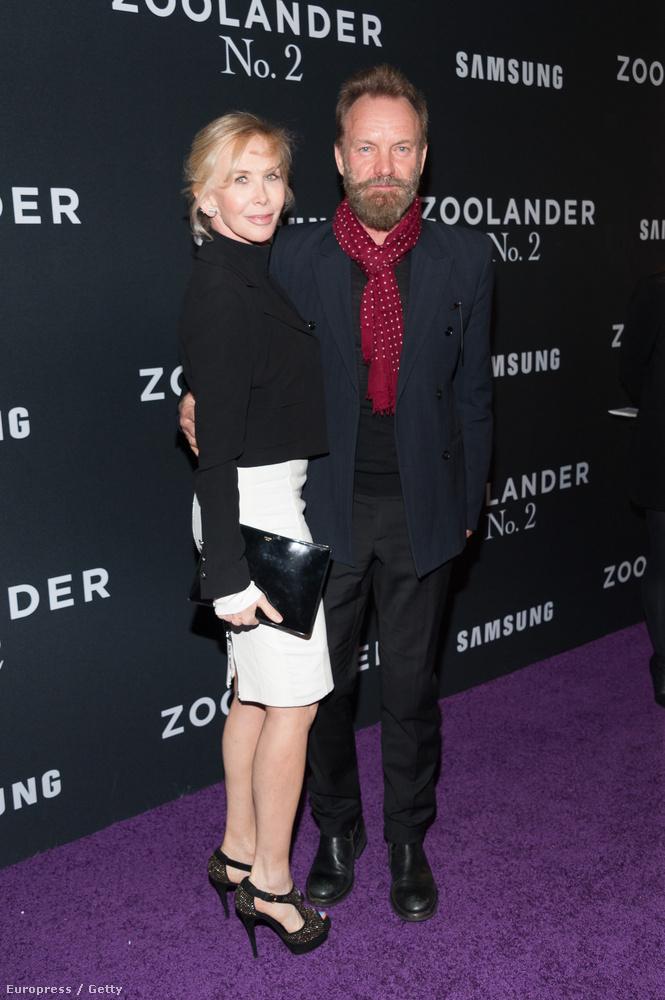Na tessék, még Sting is Zoolander rajongó!