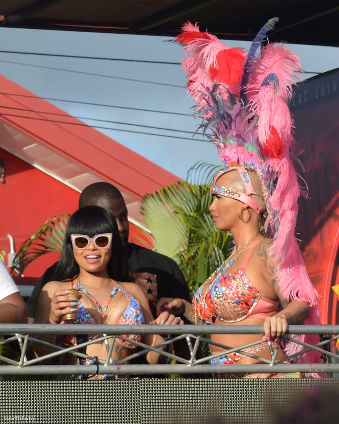 Ilyen a karneváli hangulat