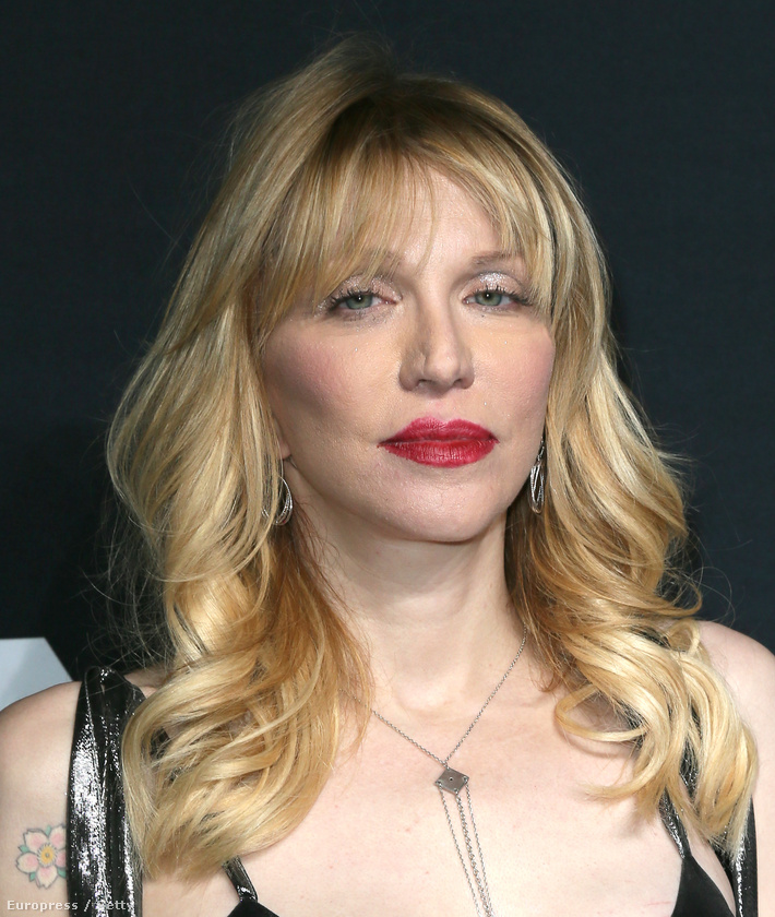 Courtney Love csak Courtney Love volt, mint mindig