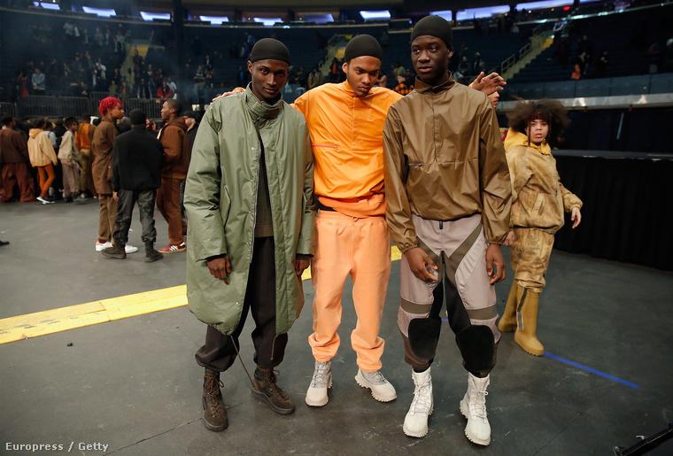 Hát lássuk A Kollekciót! Már az első Yeezy ruhák bemutatóján képtelenek voltunk nem párhuzamot vonni a fantasztikusan vicces Zoolander filmmel