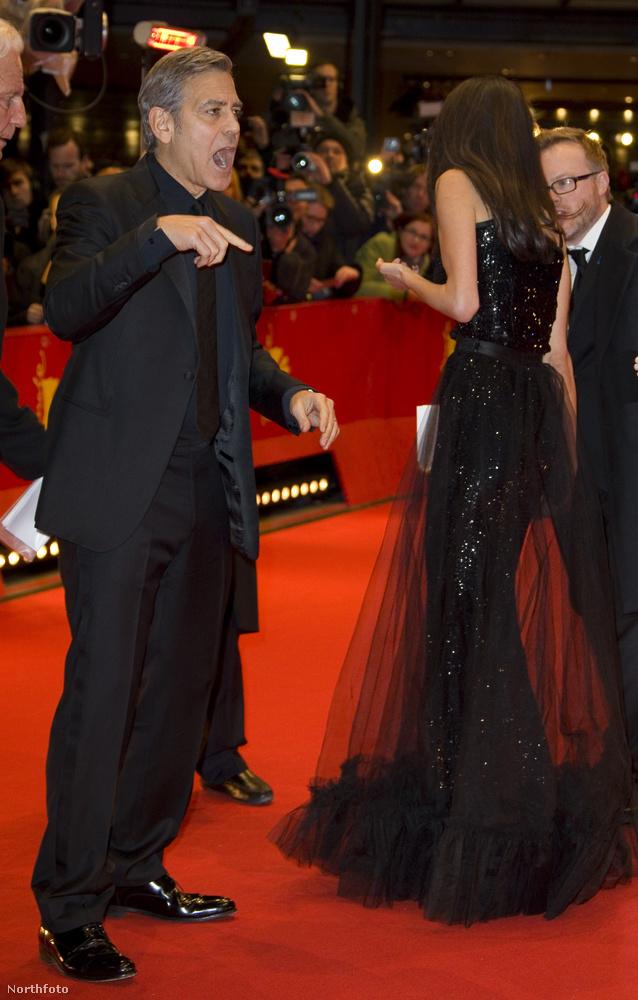 Clooney észrevette...
