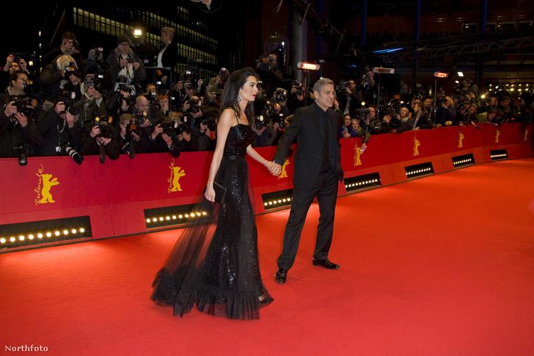 Amal Clooney-t vajon egy nagyobb orkán elvinné?