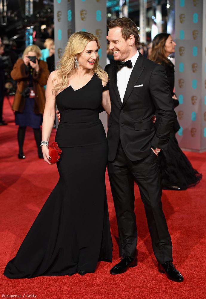 Vajon miről beszélhetett Kate Winslet és Michael Fassbender?