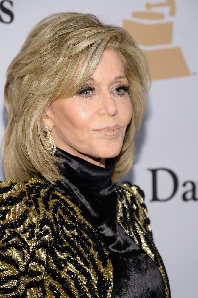 Jane Fonda 78! éves.