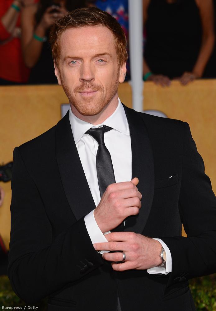 Damian LewisA legtöbb lap említi a 45 éves angol színész nevét
