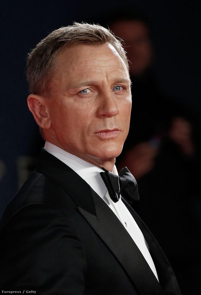 Hivatalosan még nem erősítették meg, de egyre biztosabb, hogy Daniel Craig nem lesz többé James Bond