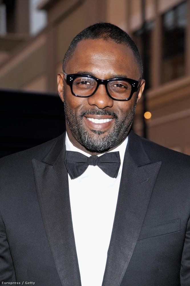 Idris ElbaAhogy Elbáé is