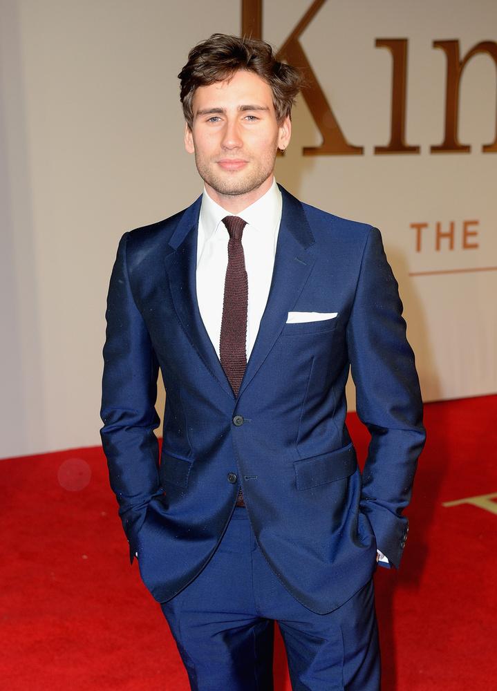 Edward HolcroftA 28 éves angol színészt leginkább a Kingsmanből ismerheti