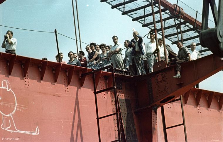 A fotók pedig 1964-ben készültek