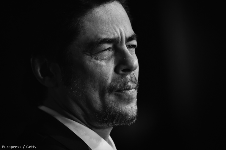 Benicio Del Torónak is jobban áll a régi Hollywood