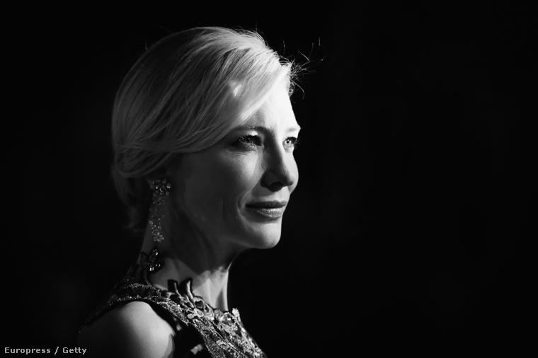 Cate Blanchett fotójával pedig legszívesebben teleplakátolnám a falat