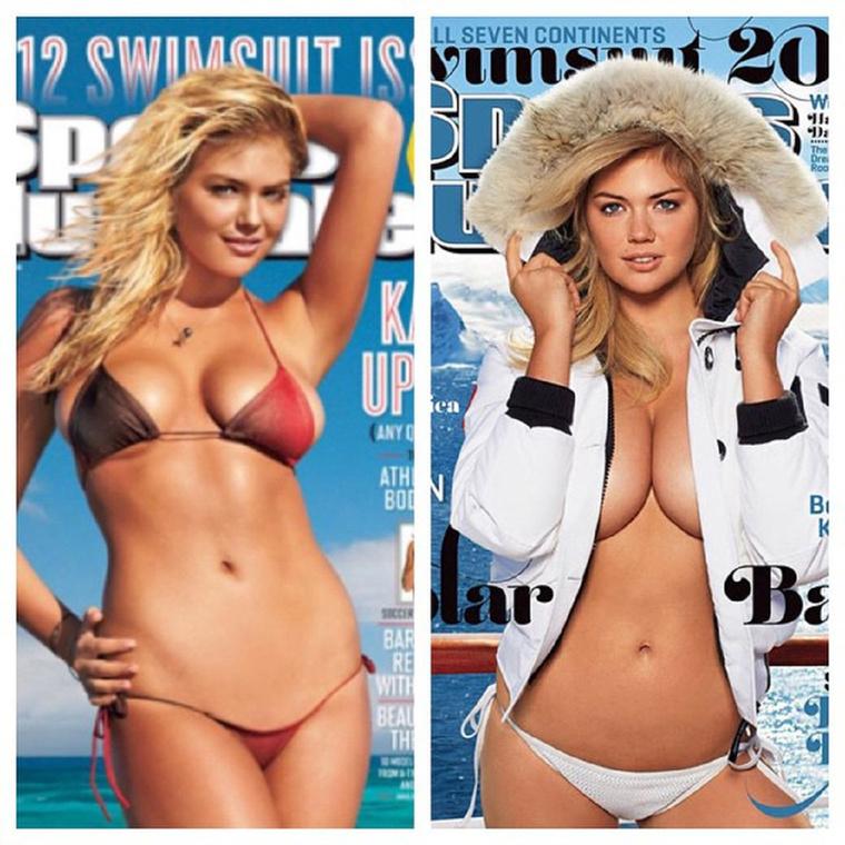 Pont Kate Upton maradt volna le a Sports Illustratedről