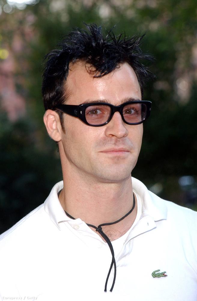 Ott van például Justin Theroux, aki kétszer is feltűnt a sorozatban.