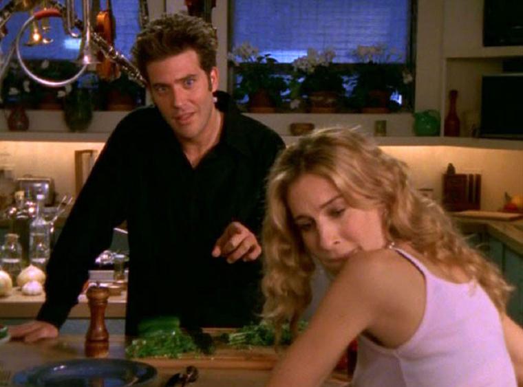 A kevésbé ismert színészek közül kezdjük mondjuk Craig Bierkóval, a sorozatban egy jazzklub tulajával, akit zenén kívül egy dolog érdekelt: a szex