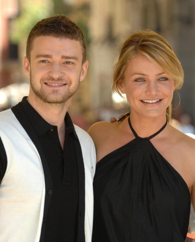 Justin Timberlake-nél is pár évvel idősebb volt