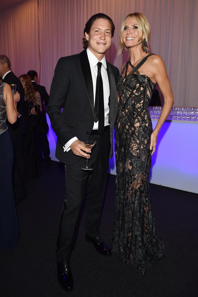 Heidi Klum (42) és Vito Schnabel (29) nagyon szerelmesek