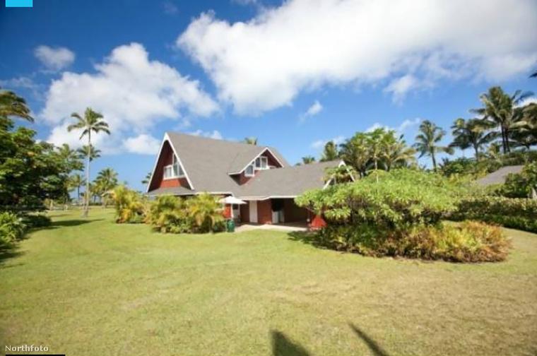 Vagy az is lehet, hogy csak simán szereti Hawaiit, és a 7 szobás ingatlanokat