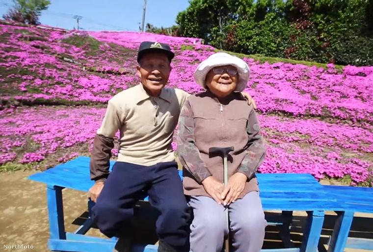 Kuroki úr ugyanis még 1956-ban vette el Kuroki asszonyságot, nem sokkal később meg is vette ezt a földet, ahol azóta is laknak