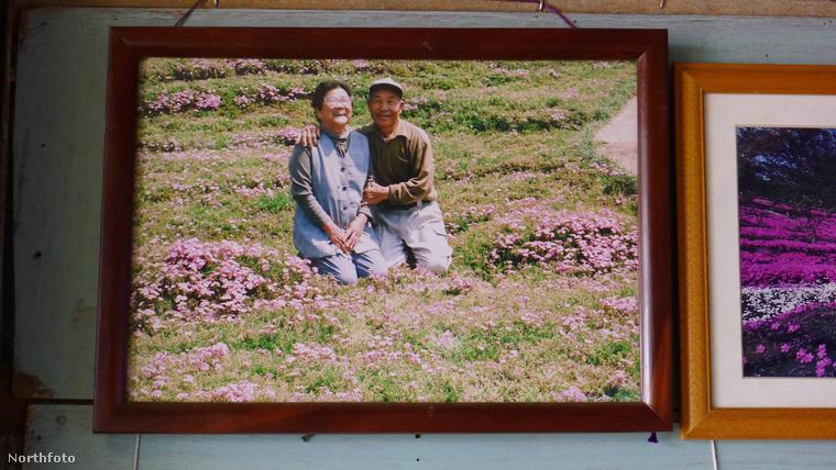 Az idős házaspár idén tavasszal hétezer látogatót vár Sintomi nevű falujukba