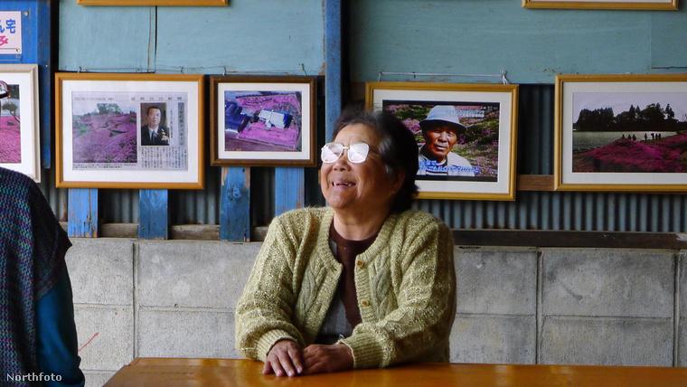Kuroki asszonyság egy japán faluban él