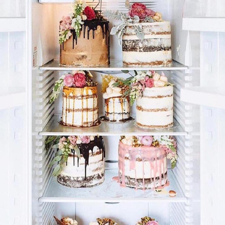Ennyire gyönyörű sütiket lehet enni