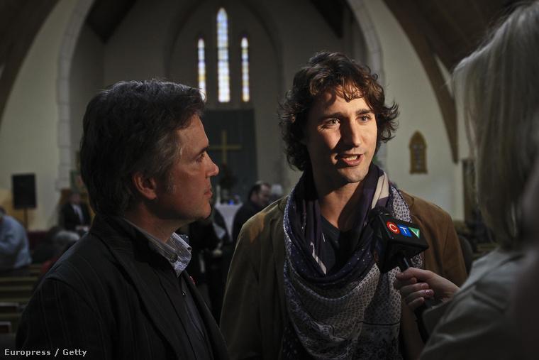 Talán nem véletlen, hogy Justin Trudeau is viszonylag fiatalon beleveztette magát a politikai életbe