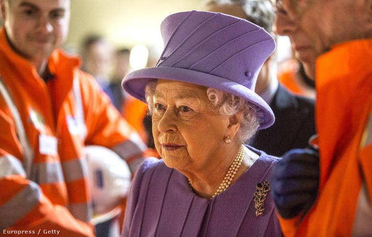A királynő 90