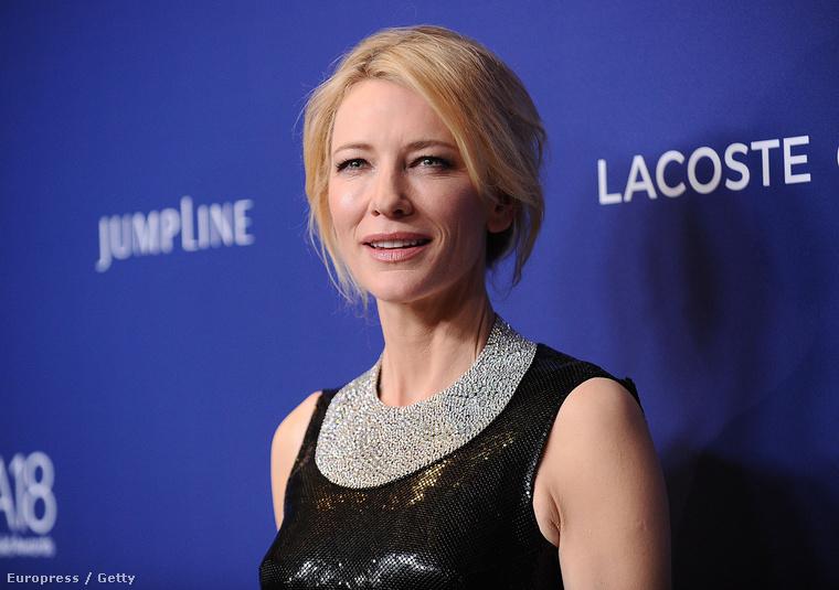 A színésznő negyvenhat éves.