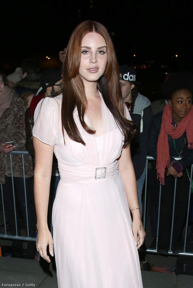 Jelen sorok szerzője rendkívüli módon kedveli Lana del Rey munkásságát